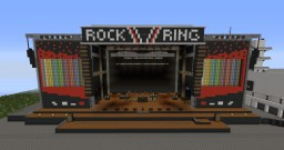 Rock am Ring | Center Stage | Minecraft Project