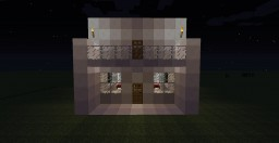 How to build a Quartz House Minecraft Blog
