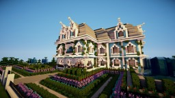 Minecraft Modern Mansion - Download Available Minecraft Map & Project
