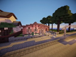 Small Craftsman House Minecraft Map & Project