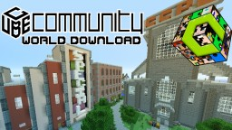 Cube Community Server World Minecraft Map & Project
