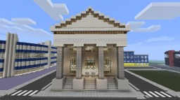 Bank Minecraft Map & Project
