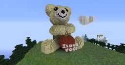 TeddyBurr Minecraft Map & Project