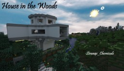House in the Woods [Schematic] Minecraft Project