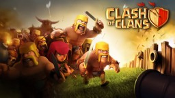 Clash of Clans Burg Minecraft Map & Project