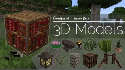 |[ v1.4 ]| 3D Models Pack - Official Conquest Add-on