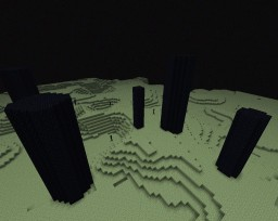 Minecraft's Book of Ancients- Chapter 2: Gods' Air and Desolate Rock Minecraft Blog
