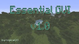 [BUKKIT] Essential GUI v1.0 [1.7.9+] Minecraft Mod