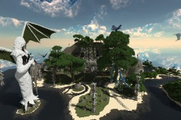 The Great Maximi Sanctuary Minecraft Project