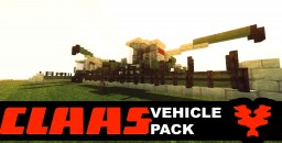 Claas Vehicle Pack - ImperiumMC Minecraft