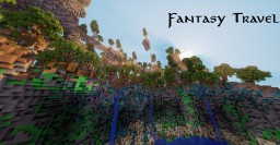 Fantasy Travel Minecraft Map & Project