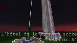 L'Hôtel de la canne à sucre | Hotel Minecraft Map & Project