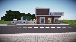 MrMiicka59 ModernHouse2 +Cinematic Minecraft Map & Project