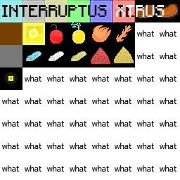 Interruptus Textrus