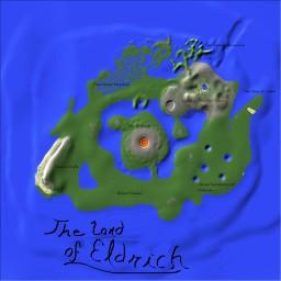Land of Eldrich Minecraft Map & Project