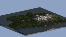 Island of Desire - Custom World Machine Map Minecraft Project