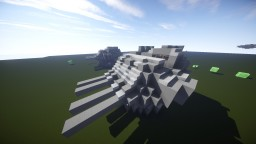 Star Wars - Heavy Quad Turbolaser Turret Minecraft