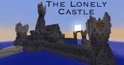 The Lonely Castle Minecraft Map & Project
