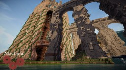 Mega Build [discontinued due to hard drive failure/loss of data] Minecraft Project