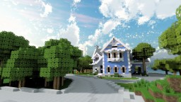 Small Tudor Home [World of Keralis] Minecraft Map & Project