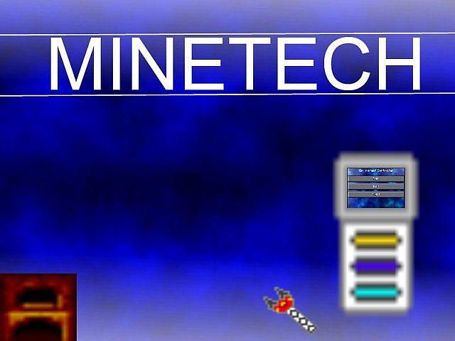 MineTech Mod