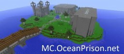 Oceanprison map Minecraft Map & Project