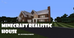 Minecraft Realistic House