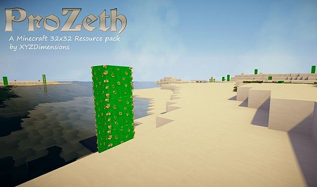 prozethd7833492 [1.9.4/1.8.9] [32x] ProZeth Texture Pack Download