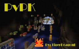PvPK MiniGame! (Player vs Parkour) 1.8 Minecraft Map & Project