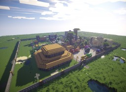Minecraft Zoo Minecraft Map & Project