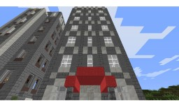 office building [ Furnished ] Minecraft Map & Project