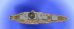 battleship zephra Minecraft Map & Project