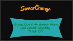 [Bukkit Plugin] [1.7.9] SwearChange - Bleep out swear words!