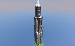 Sears/Willis Tower [V2] Minecraft Project