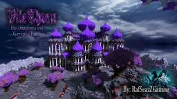 VileThorn - The Abandoned and Corrupted Palace [Commission] [By RafSeazZGaming] Minecraft