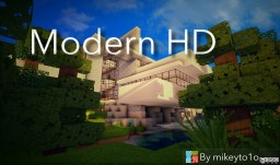 [1.8 ready][1.7.10] Modern HD Pack [64x]