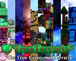 True Terraria [DISCONTINUED] Minecraft