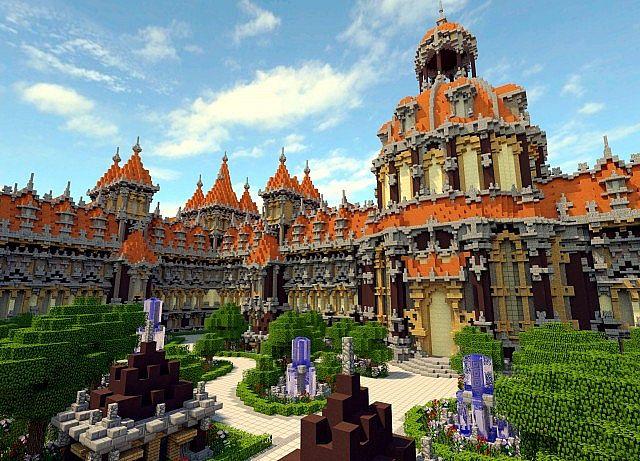 World of Keralis Hub Minecraft