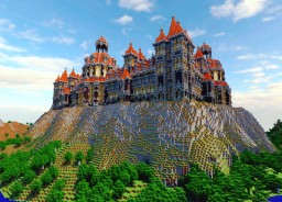 World Of Keralis Hub Minecraft Project