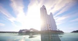 Modern skyscraper #1 Minecraft Map & Project