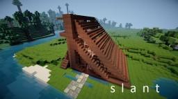 Slant Minecraft Map & Project