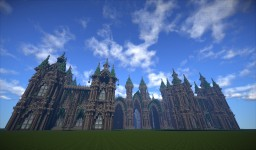 Elven Castle Minecraft Map & Project
