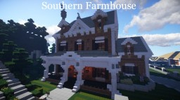 Southern Farmhouse|TMA|WoK Minecraft Map & Project