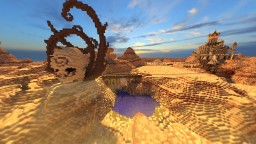 The Deadman's Barrens Minecraft Project