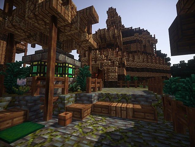 Sword Art Online RPG Server Minecraft Server