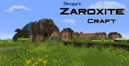 Sibogy's ZAROXITE Craft [32x] [1.7.4+] [CUSTOM SOUNDS] [CTM] Minecraft Texture Pack