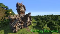Fantasy Barracks + Download Minecraft