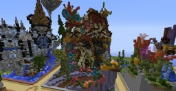 Vadact Plot #1 - Organics Structure Minecraft Map & Project