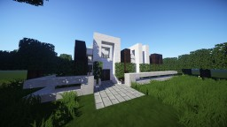 Modern House 5 [1.8.x] Minecraft Map & Project