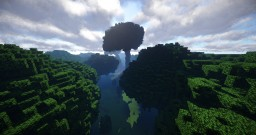Land of Trees & Darkness Minecraft Map & Project